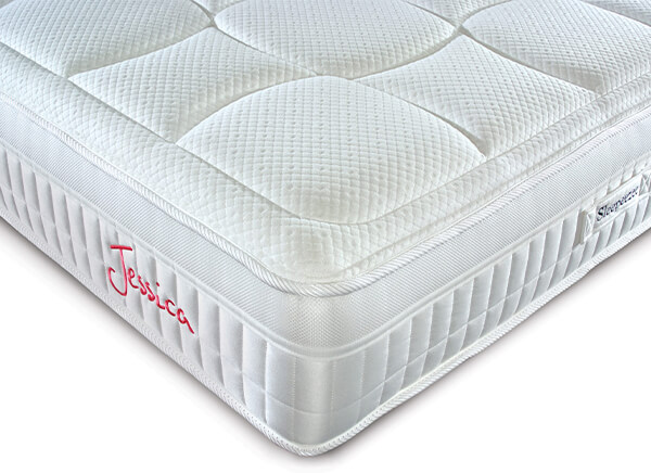 Sleepeezee Jessica Mattress - Small Double (4' x 6'3