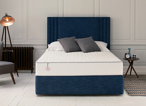 Salus Viscoool Cypress 1500 Mattress - Super King (6' x 6'6