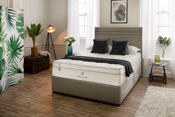 Salus Viscoool Natural Ilex 3400 Mattress