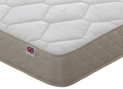 Shire Daisy Comfort Mattress - Shorty 75cm x 160cm (2'6