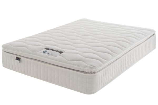 Silentnight 1000 Mirapocket Pillow Top Mattress