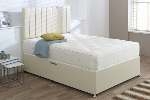 Luxor Pocket Luxury 1000 Contract Mattress