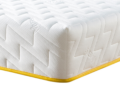 Myers Bee Cosy 1450 Pocket Memory Mattress - Single (3' x 6'3