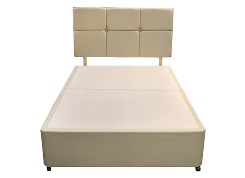 Silentnight Divan Base - Small Double (4' x 6'3