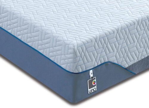 Breasley UNO Pocket 1000 Mattress - Small Double (4' x 6'3