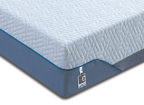 Breasley UNO Pocket 2000 Mattress - European Double (140cm x 200cm)