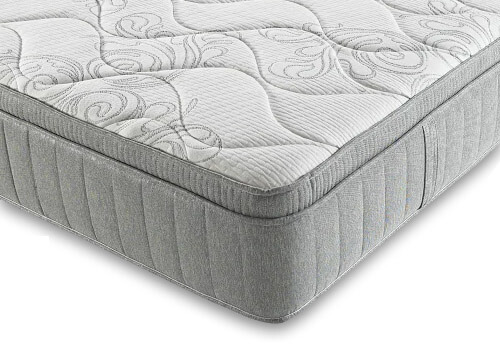 Hyder Black San Tec HT Pure 3000 Mattress - Single (3' x 6'3