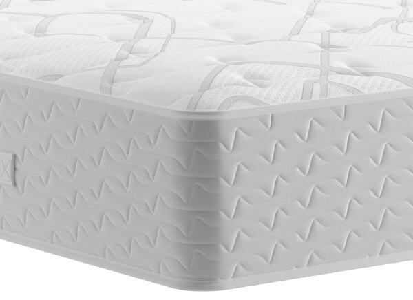 Relyon Comfort Pure 1000 Mattress - Double (4'6