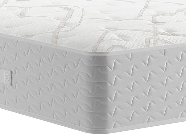 Relyon Comfort Pure Memory 1400 Mattress - Single (3' x 6'3