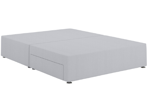 Relyon Contemporary Divan Bed Base - Small Double (4' x 6'3