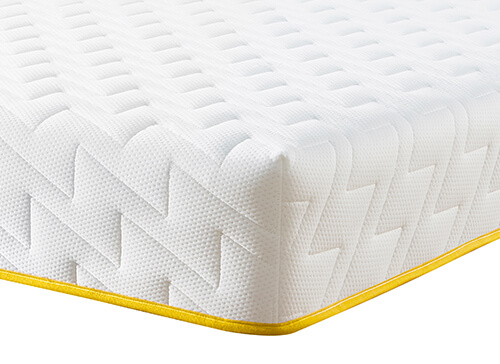 Relyon Voyager 1100 Pocket Memory Mattress - Single (3' x 6'3