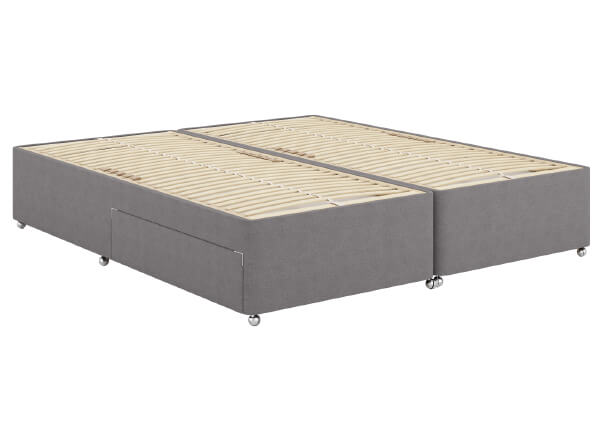 Dunlopillo Slatted Divan Bed Base - Super King (6' x 6'6