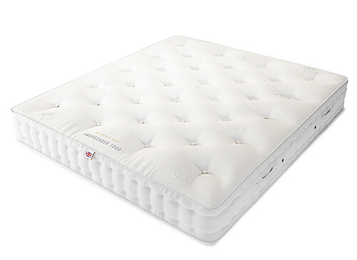 Millbrook Ambassador 1000 Mattress - Double (4'6