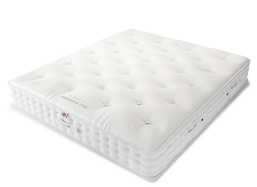 Millbrook Ambassador 2200 Mattress - King Size (5' x 6'6