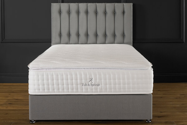 Tuft & Springs Luxuria 1000 Divan Bed Set