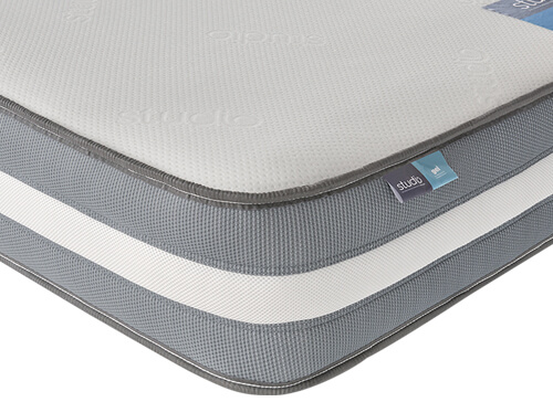 Silentnight Studio Gel Hybrid Mattress - Single (3' x 6'3