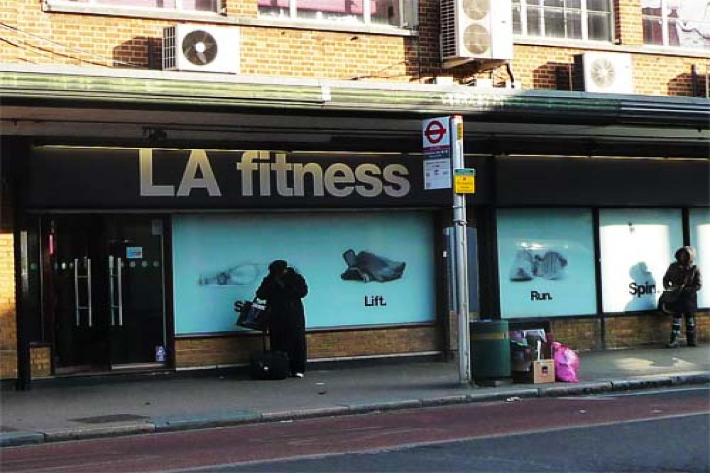 La Fitness Sydenham Lewisham Mylocalpitch