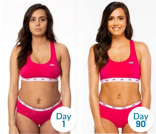 Tyla Carr weightloss transformation
