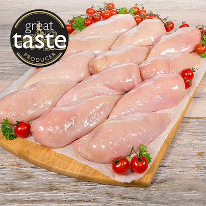 2.5kg Premium Chicken Breasts