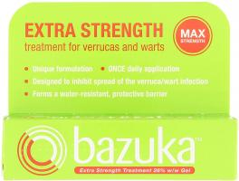 BAZUKA EXTRA STRNTH TREAT GEL