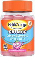 Haliborange Calcium and Vitamin D softies 30