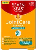 Seven Seas Joint Care Supplex & Turmeric,60 Tablets