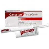 Canesten Thrush Internal & External Cream Combi