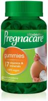 Vitabiotics Pregnacare Gummies 60 Strawberry Flavour Vegan Gummies