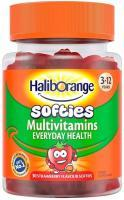 Haliborange Multivitamin Strawberry Softies