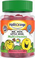 Haliborange Kid Mr. Men Little Miss Multivitamins Strawberry 30 Softies