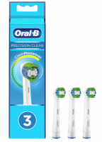 Oral-B Precision Clean Power Toothbrush Heads With Micro Pulse Bristles, 3 Pack