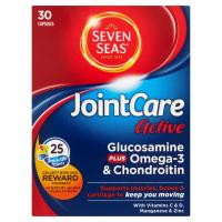Seven Seas JointCare Active, 30 Capsules