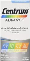 Centrum Advance Multivitamin, 100 Tablets