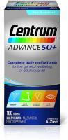 Centrum Advance 50+ Multivitamin, 100 Tablets