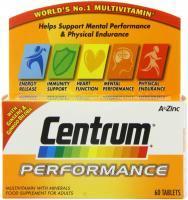 Centrum Performance Multivitamin, 60 Tablets