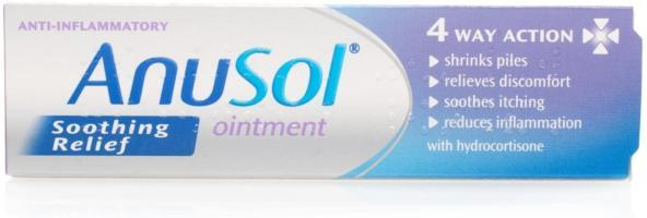 Anusol Soothing Relief Ointment - 15g