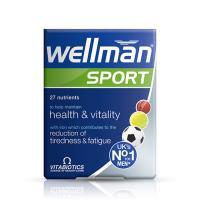 Vitabiotics Wellman Sport Tablets