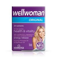 Vitabiotics Wellwoman Original Capsules - 30 Capsules