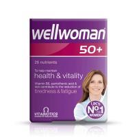 Wellwoman Tablets 50+ 30 Tablets