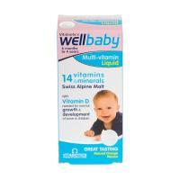 Vitabiotics Wellkid Multi-Vitamin Liquid - 150ml