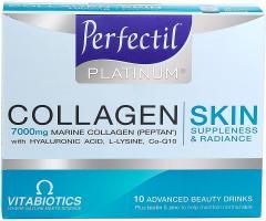 Perfectil Vitabiotics Platinum Collagen Skin, 10x50ml