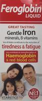 Vitabiotics Feroglobin Liquid, 500ml