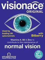 Vitabiotics | Visionace Improved Tablets | 1 x 30s