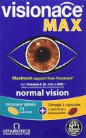 Visionace Max Tablets & Capsules 28+28 Pack