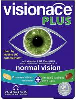 Visionace Plus Tablets 28S And Capsules 28S