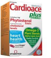 Vitabiotics Cardioace Plus Capsules 60S