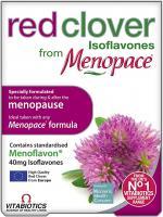 Vitabiotics Menopace Red Clover - 56 Capsules