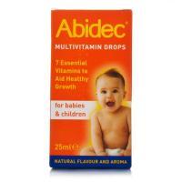 Abidec Multivitamin Drops 25ml