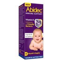 Abidec Baby Probiotics + Vitamin D3 Drops 7.5ml