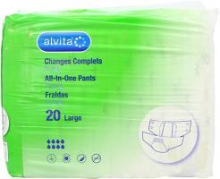 Alvita Inco All-in-1 Large Night Pants